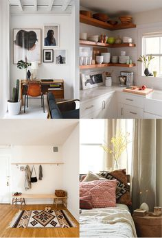 InspirationBoard for new project- Friends small downtown apartment. Contact me if you need design services
