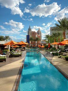 The best hotel pools: Mandarin Oriental Las Vegas