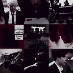 Yoonmin mafia au. a lil dark but that's okay :)