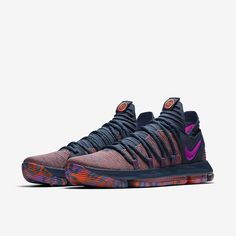 beba9f815ce Nike Zoom KDX AS Basketball Shoe Latest Shoe Trends