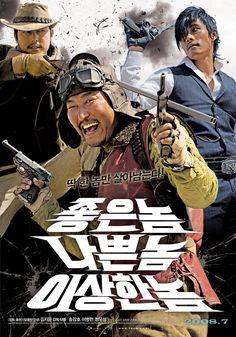 The Good, the Bad, the Weird (좋은 놈, 나쁜 놈, 이상한 놈, Jo-eun nom nappeun nom isanghan nom) 2008