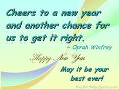 Have an awesome New Year!