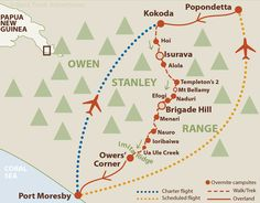 Kokoda Trail To hike.. Cannot wait April 17th to 27th 2014