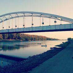 Tisza, Szeged, Hungary  Photo by emmagavaldik