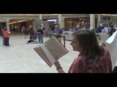 """Burlingon Public Library """"Frozen Flash Mob"""""""