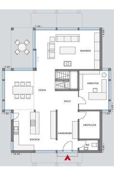 Die 14 besten bilder von wohnraum planen grundrisse for Baumeister programm kg