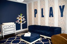 Danielle and Kevin Jonas Have One Lucky Baby: Peek Inside Her Playroom!  Featuring Nook's Pebble ChangePad & LilyPad in Misty!!