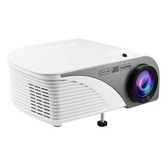 Introducing Home Theater Projector Rademax Portable Mini Multimedia Projector OutdoorIndoor Video Home Theater 1200 Lumens Support 1080P HD with Speaker via USB Drive TV Game Laptop Smartphone Tablet. Great product and follow us for more updates!