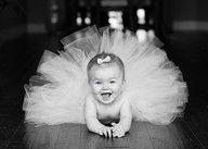 Oh baby girl!! Cute photo
