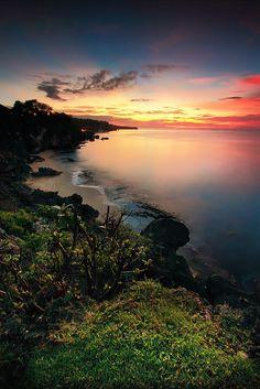 Tegal Wangi Beach - Jimbaran - Bali - Imdonesia.