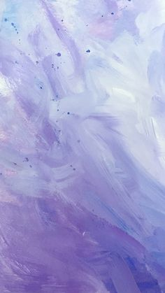 Purple Paint Strokes #iPhone #8 #wallpaper
