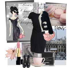 December 8 by anny951 on Polyvore featuring Chanel, Wedgwood and MAKE UP FOR EVER