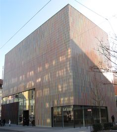 Brandhorst Museum - Sauerbrunch Hutton - Munich.