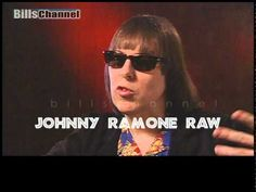 JOHNNY RAMONE - Last Interview........Goodbye Johnny.!!!!!!! R.I.P
