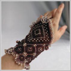 Intricate inspiring beadwork!