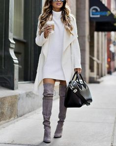 Great outfit! Love the wrap