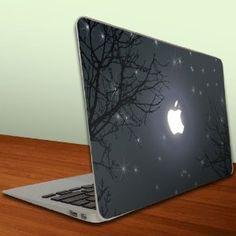MacBook Air MacBook Pro (13 in.) Vinyl, Removable Skin - Apple Night Sky