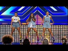 The X Factor Australia 2014 Auditions - Beatz////girl groups are taking over,they are really good