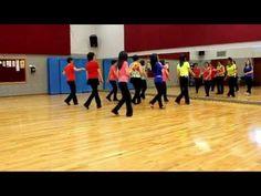 ▶ Wow Tokyo - Line Dance (Dance & Teach in English & 中文) - YouTube