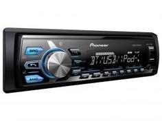 Som Automotivo Pioneer MVH-X378BT Bluetooth - Mixtrax Entrada USB e Auxiliar