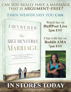 "Happy Wives Club founder Fawn Weaver's new book ""The Argument-Free Marriage"" offers a 28-day challenge to couples to achieve more marital bliss. She joins us to discuss how arguments interfere with matrimony and the best tips for mutual happiness."