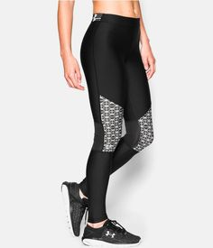 Shop Under Armour for Women's UA HeatGear® Armour Print Inset in our Womens Bottoms department.  Free shipping is available in US.