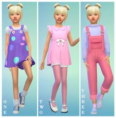 The Sims 4 Maxis Match Custom Content Sims 4 Mods, Sims 4 Game Mods, Sims 4 Cc Skin, Sims 4 Mm Cc, The Sims 4 Pc, Maxis, Toddler Outfits, Kids Outfits, Toddler Dress