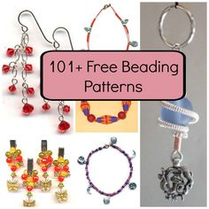 I plan on exploring lots of DIY jewelry patterns this winter. What a great way to stay indoors.