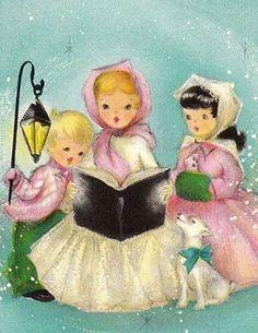 12-HANG-GIFT-TAGS-SCRAPBOOK-RETRO-PASTEL-CHRISTMAS-861-B