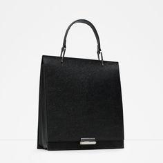 ENGRAVED CITY BAG-Bags-WOMAN | ZARA Canada