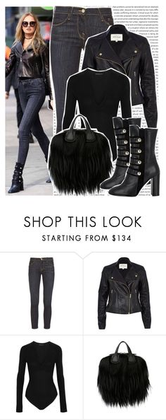 """""""#1280 Instagramer's: Romee Strijd"""" by valucarrots ❤ liked on Polyvore featuring Frame, River Island, Donna Karan, Givenchy and Isabel Marant"""