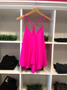 electric pink awesome for spring and summer!