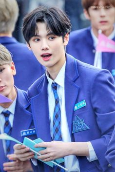 Kim Min Hee, All About Kpop, Love U Forever, Smart Styles, Produce 101, Starship Entertainment, Season 4, Freckles, Lineup