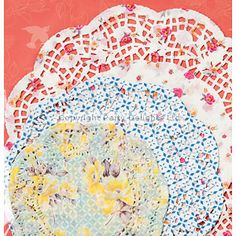 Truly Scrumptious PartyTruly Scrumptious Doilies