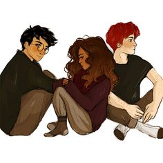 SparkLife HOGWARTS HEARTTHROBS It's Harry, Hermione, More Like You've... ❤ liked on Polyvore featuring harry potter and filler