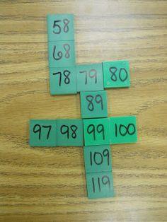 Mrs. T's First Grade Class: Math