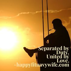 separated by duty, united by love