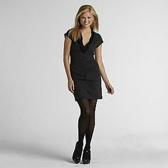UK Style by French Connection- -Women's Seamed Dress