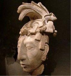 """La cabeza como personificación del """"ser"""" entre los mayas — Emilia Raggi"""