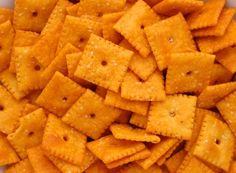 Stack dat cheese. #cheezits #cheezit