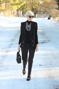 Working Girl with Style - Fashion Linkup