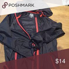 Dark gray Golf or sports rain jacket Dark gray Slanzeger golf/sports rain jacket Jackets & Coats Utility Jackets