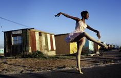 Join this 3 to 4 hour Cape Town Township tour with a local tour guide. The tour consists of minimal walking for a better experience to interact with the locals. Drive for 20 minutes to Langa (the first and oldest township) and Gugulethu (meaning our Anna Karenina, Fotojournalismus, Local Tour, Out Of Touch, Out Of Africa, Contemporary Photography, Women In History, Ballet Dancers, Strike A Pose