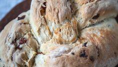 Il pane con l'uvetta o pan tramvai è ottimo anche a colazione… Quante volte ho trascurato questo pasto! E quante addirittura ignorata!