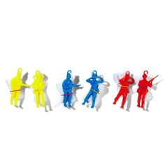 Party Paratroopers - Pack of 6 Soldier Party, Army Party, Loot Bags, Paratrooper, Party Needs, Party Shop, Party Packs, Party Accessories, Perfect Party