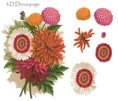 decoupage sheets 3d photo:  antigueimages2525203d252520decoupage252520300dp12.png