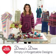 Donna's Dozen Simply Unforgettable Impressions