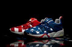 Puma Gives the Blaze of Glory a Bold USA Flag Design - EU Kicks: Sneaker Magazine
