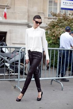 Miranda Kerr street-style