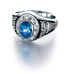 Personalized #ClassRing #Jostens Achiever Collection.